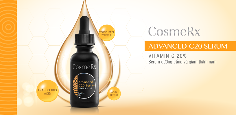 CosmeRx Advanced C20 Serum